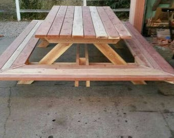 Infinity Picnic Table
