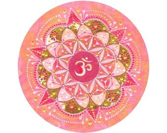 Sahasrara Chakra Mandala