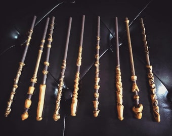 Harry Potter Inspired Kids Willowed Wands