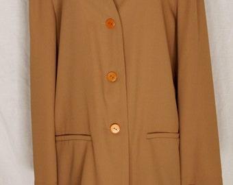 Liz Claiborne Collection Long Blazer Size 14