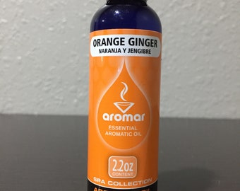 Orange Ginger  Aromar Fragrance Oil  2.2 fl oz