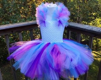 Unicorn Tutu Dress, Unicorn Tutu Costume, Unicorn Tutu, TOP SELLER, Unicorn Dress,  Tutu Costume, Best Seller, Infant To 2T, 3T To 75Lbs.