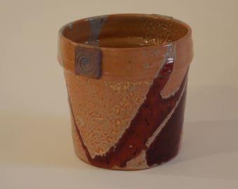 Stoneware red crock