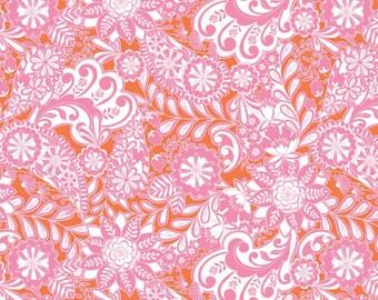 Blend Fabrics - Prairie Park Pink - Field Day Collection - 114.104.03.2