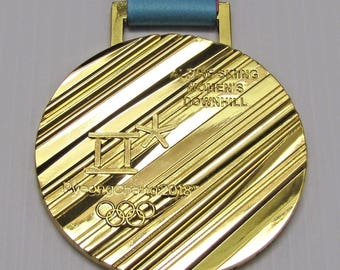2018 S.Korea PyeongChang Winter Olympic 'Gold' Medal !!!
