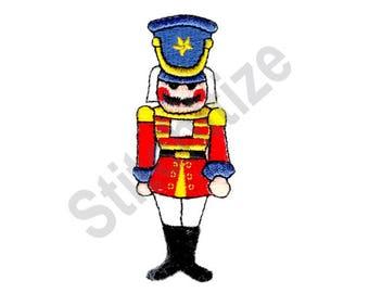 Toy Soldier - Machine Embroidery Design