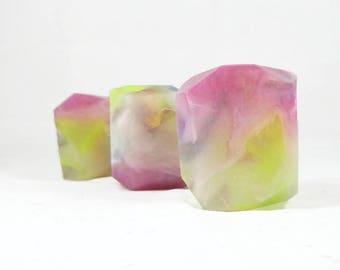 Opal Style Rock Soap Bar
