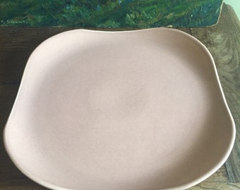Russel wright large platter chop plate