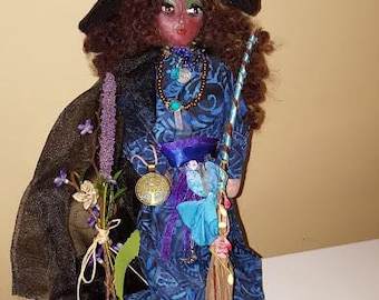 Litha, Midsummer, Juju doll, Poppet, Charms, Voodoo, Hoodoo, Conjure, Doll, Pagan, Altar