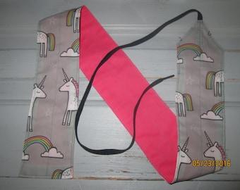 Unicorn Weightlifting Wrist Wraps