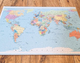 Corkboard map etsy gumiabroncs