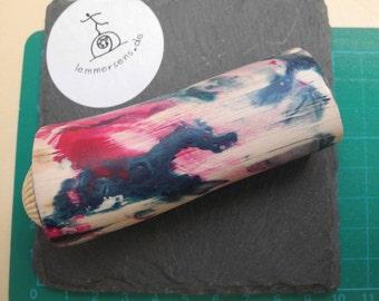 """Magnetic wooden soap holder """"Muschel II"""""""