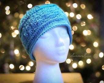 Winter Shells Hat