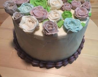 Custom Cakes - Available Locally