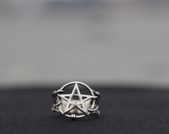 David Star on 925 sterling silver