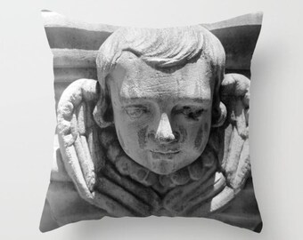 Angel Throw Pillow - Angel Decorative Pillow - Home Decor
