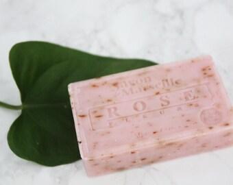 SOAP rose flower 100% natural