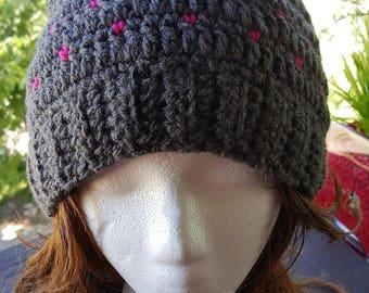 Teen/Adult Sweetheart Slouchy Hat