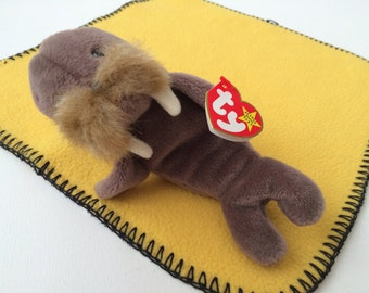 Jolly the Walrus  Ty Beanie Baby Collection