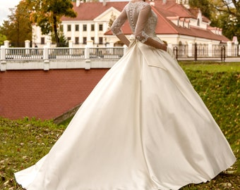 Kelli. Wedding dress , fairy wedding dress, vintage style wedding dresses, wedding gowns, bride dresses