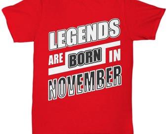 Red Birthday November
