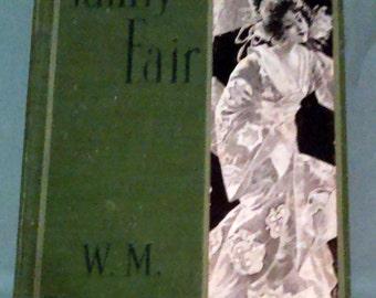 1905 Vanity Fair A Novel Without A Hero by William Makepeace Thackeray Hardback Book Hurst & Company