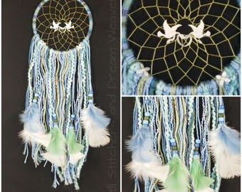 Dove Dreamcatcher