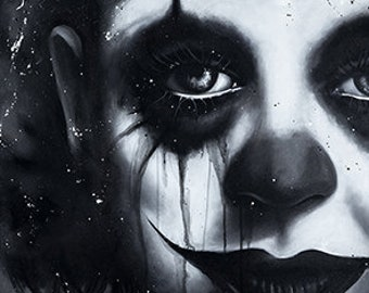 Clown | Art Print