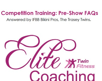 Competition Training Pre-Show FAQs