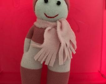 Sock Baby Doll