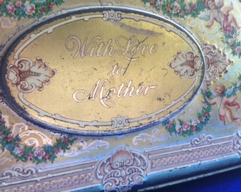With Love to Mother Tin - Many uses - Three Tins