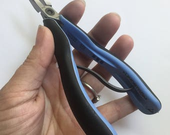 Lindstrom 7892 RX bent nose pliers