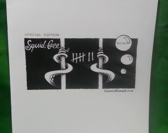 SQUID-GEE #7 (comic)