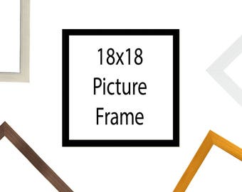 18x18 Picture Frame