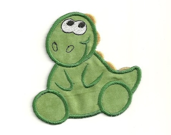 Baby Dinosaur Patch Custom Made! AP76