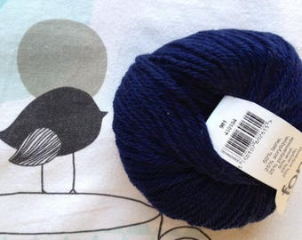 WOOL blue night - Fonty SPORTNYL