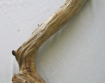 Decorative Driftwood Art Piece - Great Shape and Tons of Potential !