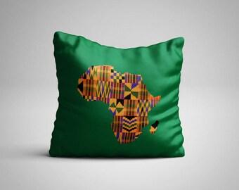 KentAfrica Print | Cushion