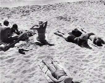 Rêve sur-Vintage restauré photographie impression