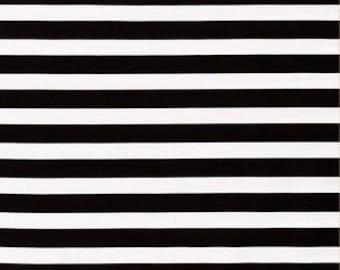 Black & White Stripe High Waist  Bloomers