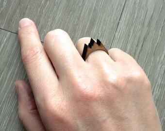 Ring wood mountain