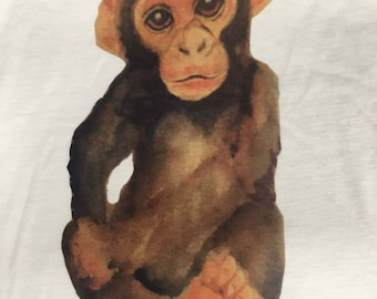 chimpanzee tank top