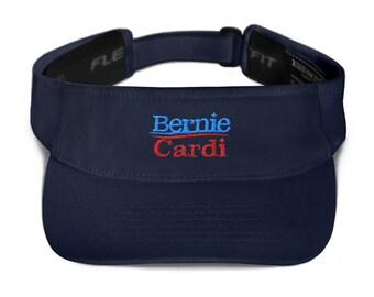 Bernie Cardi B Visor
