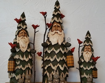 Forest Sentinel Santa Set