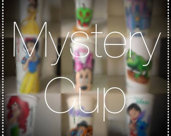 ONE Mystery Hand Painted Starbucks Cup