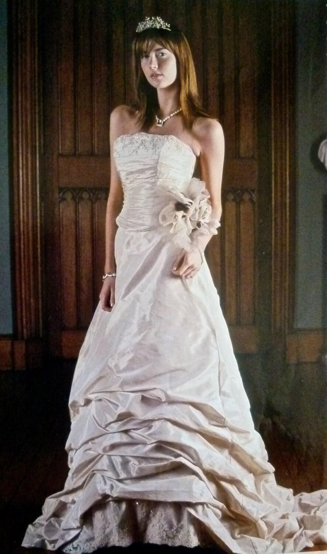 Vintage Hochzeitskleid zwei Stück-Hochzeits-Kleid Braut