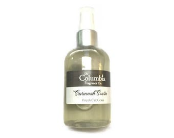 SAVANNAH SOARIN' - Fresh Cut Grass fragrance spray, 4 oz