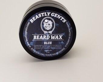 Blue Beard Balm and Wax