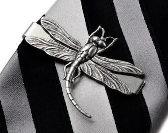 Dragonfly Tie Clip