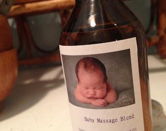 Baby Massage Oil